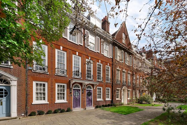 Thumbnail Terraced house for sale in St. Petersburgh Place, London