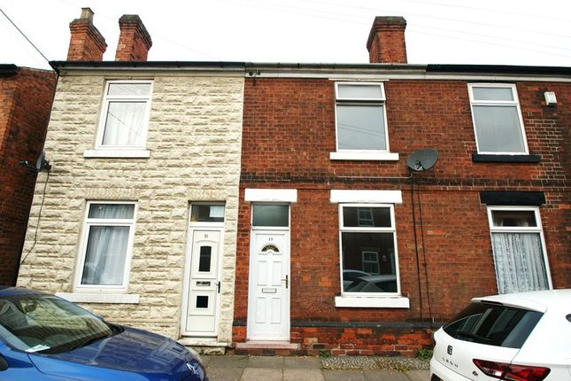 Thumbnail Terraced house to rent in Wellington Street, Stapleford, Nottingham