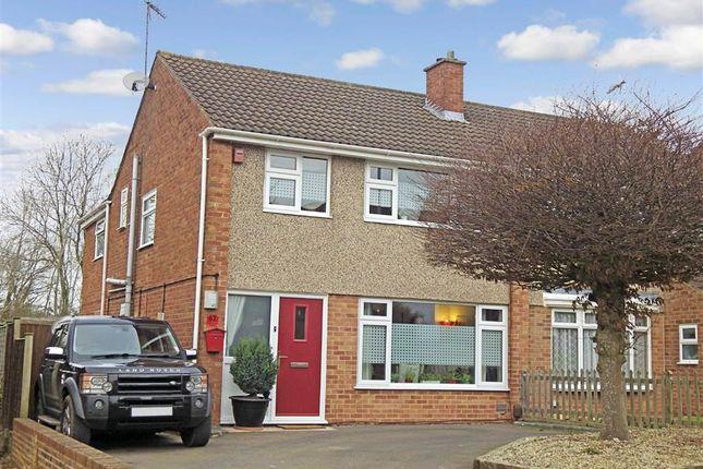 Thumbnail Semi-detached house for sale in Birchwood Fields, Tuffley, Gloucester