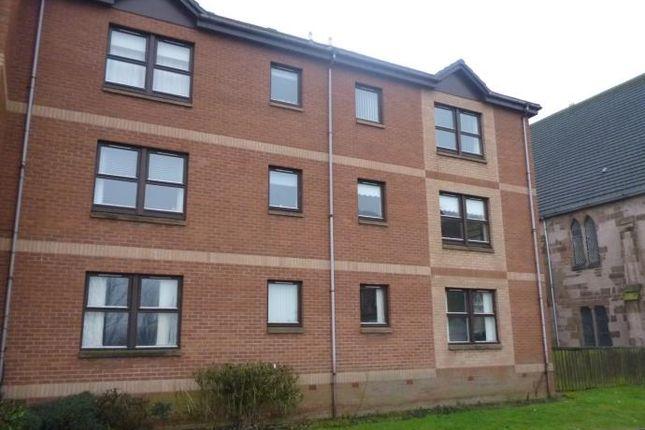 Thumbnail Flat to rent in Academy Terrace, Bellshill