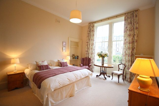 Thumbnail Flat to rent in Douglas Crescent, West End, Edinburgh