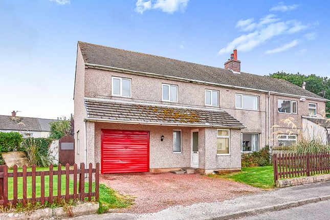 Thumbnail Semi-detached house for sale in Brookfield Avenue, Wigton, Cumbria