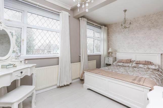 Master Bedroom of Rangoon Road, Solihull, West Midlands, Birmingham B92