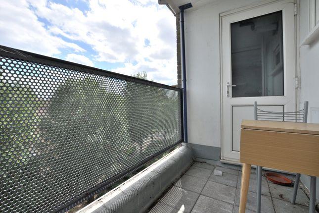 Thumbnail Flat to rent in Phillipp Street, London