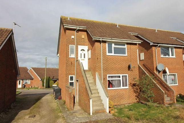 Thumbnail Flat to rent in Manor Close, Chard