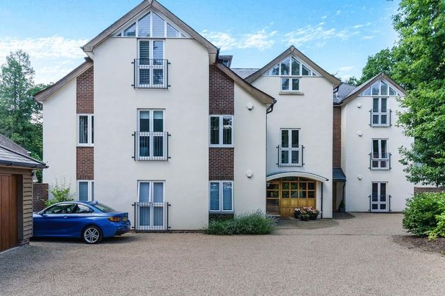 Thumbnail Flat for sale in Pine Way, Chilworth, Southampton