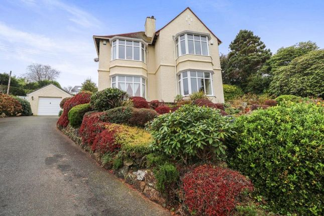 Thumbnail Detached house for sale in Trevarrick Road, St. Austell