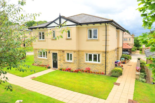 Thumbnail Flat for sale in West Court, Hollins Hall, Harrogate