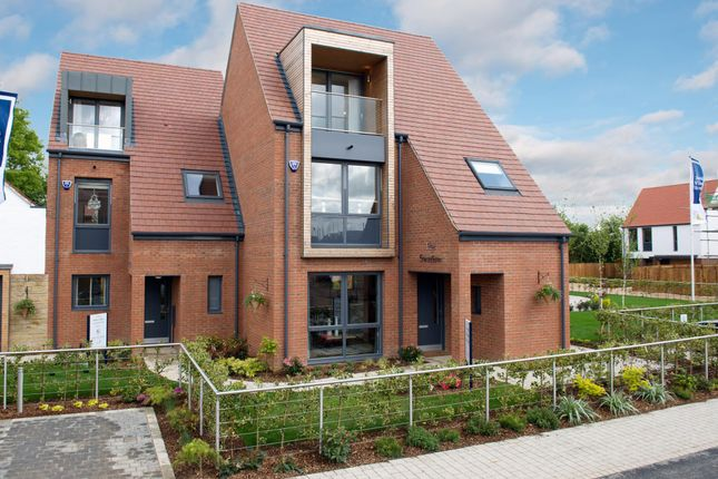 "Thumbnail Terraced house for sale in ""Swallow"" at Derwent Way, York"