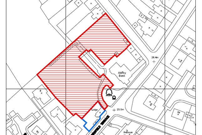 Thumbnail Commercial property for sale in Springfield Terrace - Development Site, Arbroath