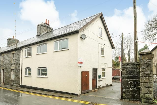 Thumbnail Semi-detached house for sale in South Street, Rhayader