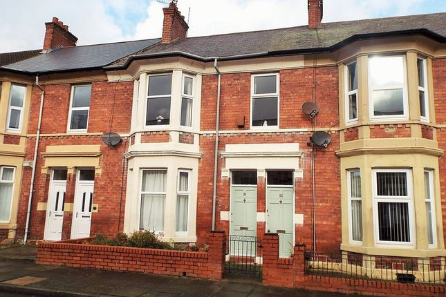 Thumbnail Flat to rent in Belford Terrace, North Shields