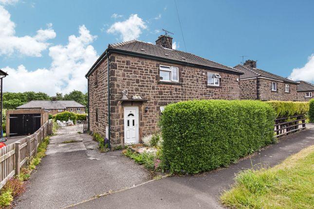 2 bed semi-detached house for sale in Burton Edge, Bakewell DE45