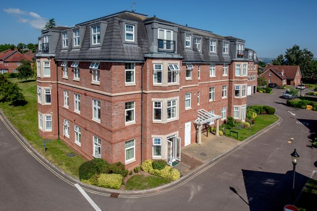 Thumbnail Flat for sale in 49 Vivary House, Taunton, Somerset