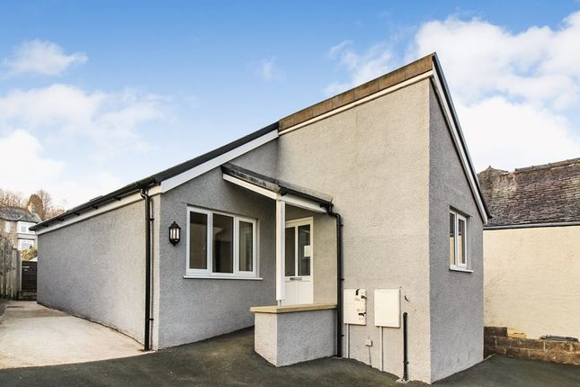 Thumbnail Detached bungalow to rent in Silverdale Road, Arnside, Carnforth