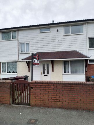Thumbnail Terraced house to rent in Fairlawne Close, Liverpool, Merseyside