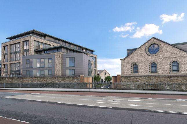 2 bedroom flat for sale in Oculus House, Brandon Yard, Lime Kiln Road, Bristol