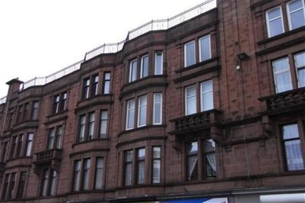 Thumbnail Flat to rent in Great Western Road, Anniesland, Glasgow