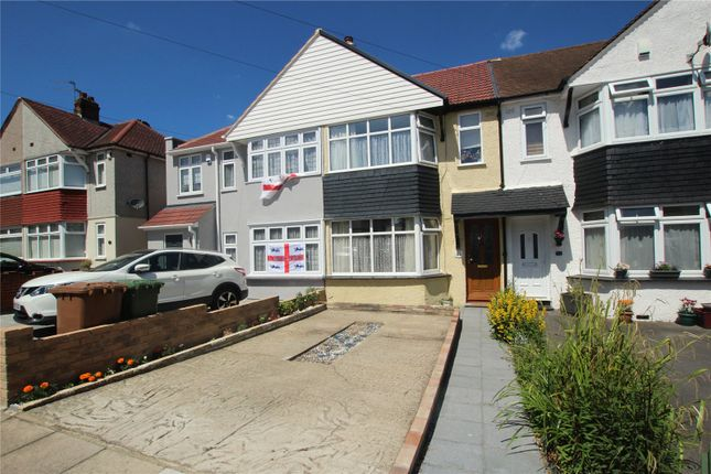 Thumbnail Terraced house for sale in Sutherland Avenue, South Welling, Kent