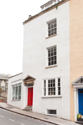 Thumbnail End terrace house for sale in Granby Hill, Clifton