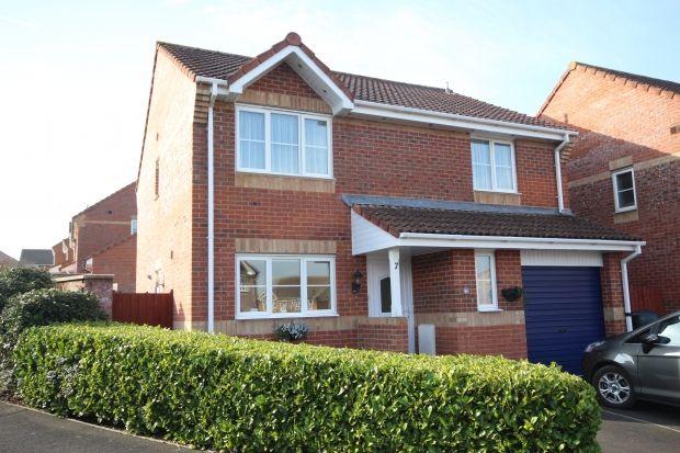 Thumbnail Detached house for sale in Horton Way, Woolavington, Bridgwater
