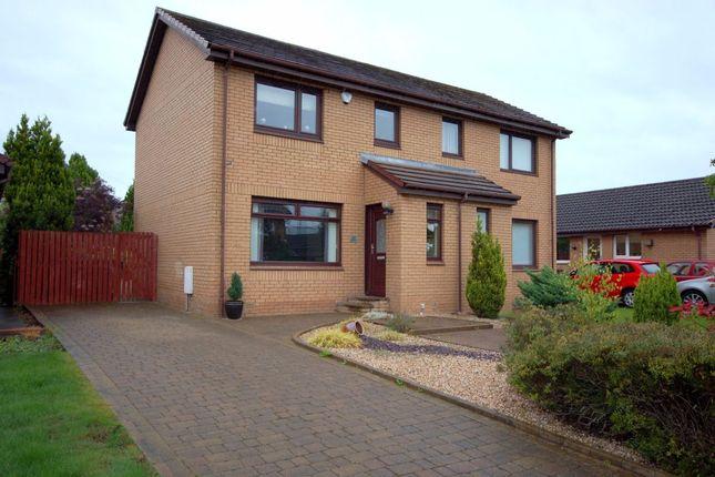 Semi-detached house for sale in Swinton Avenue, Baillieston, Glasgow