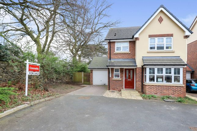 Thumbnail Detached house for sale in Broadleaf Gardens, Bradmore, Wolverhampton