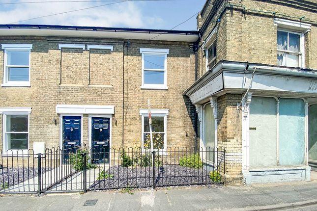 3 bed terraced house for sale in High Street, Wickham Market, Woodbridge IP13