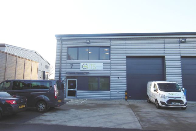 Thumbnail Industrial to let in Unit 7, Trade City, Lyon Way, Frimley