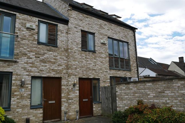 Thumbnail Terraced house to rent in East Street, St. Ives, Huntingdon
