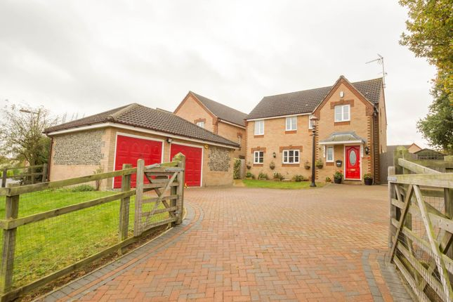 Thumbnail Detached house for sale in Constable Road, Haverhill, Suffolk