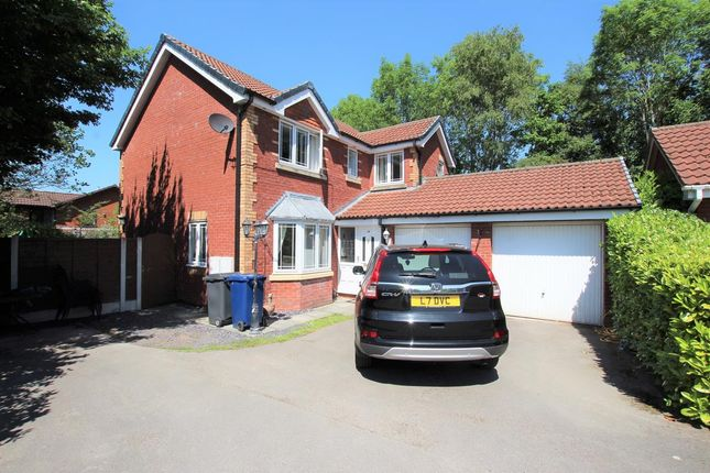 Thumbnail Detached house for sale in Summerfield Close, Walton Park, Preston
