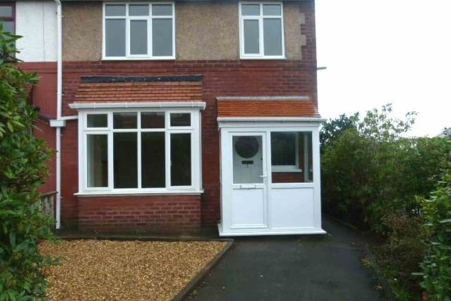 Thumbnail Semi-detached house to rent in Ardley Road, Horwich, Bolton