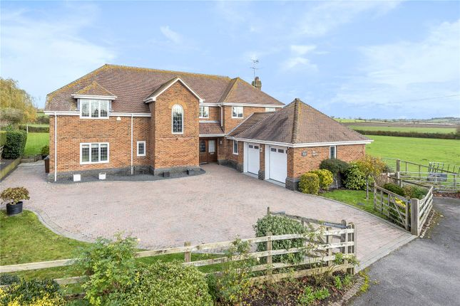 Thumbnail Detached house for sale in Lower Rd, Hardwick, Aylesbury