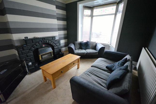 Living Room of All Saints Road, Shildon DL4
