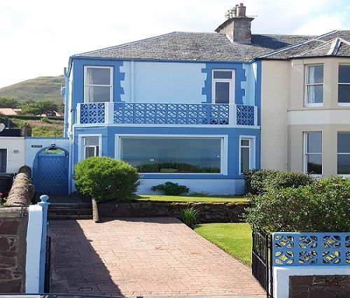 Thumbnail Semi-detached house to rent in 7A Marine Parade, North Berwick, East Lothian