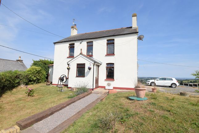 Thumbnail Farmhouse for sale in Henllys, Cwmbran
