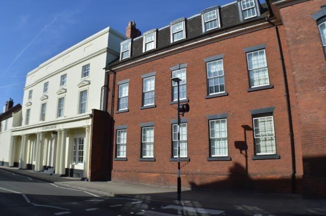 Thumbnail Flat for sale in Marlborough House, St. John Street, Lichfield