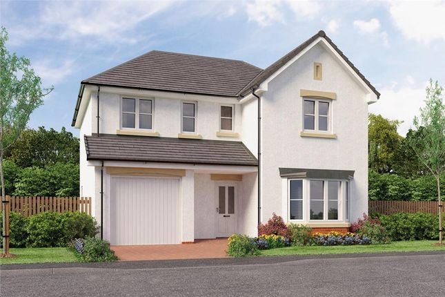 "Thumbnail Detached house for sale in ""Calder"" at Stevenston Street, New Stevenston, Motherwell"