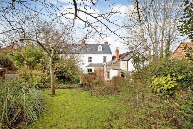 5 bed terraced house for sale in Belmont Road, Tiverton