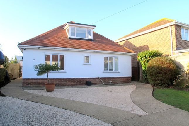 3 bed bungalow for sale in Cambridge Road, Lee-On-The-Solent