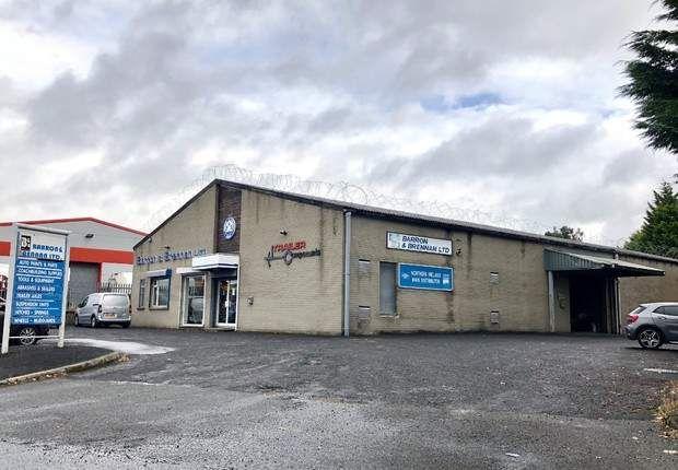 Thumbnail Warehouse for sale in Pennybridge Industrial Estate, Ballymena, County Antrim