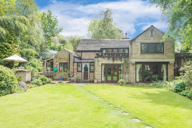 Thumbnail Cottage for sale in Manor Cottage, Balmoak Lane, Tapton, Chesterfield
