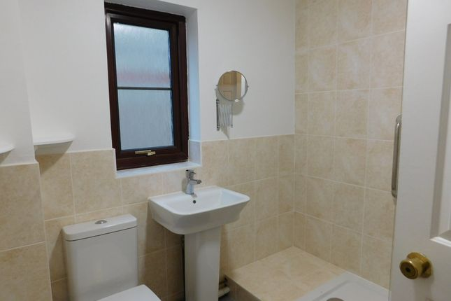 Shower Room of Crown Lodge, High Street, Arlesey, Beds SG15
