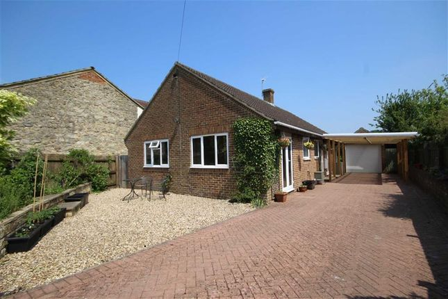 Thumbnail Detached bungalow for sale in Callow Hill, Brinkworth, Wilts