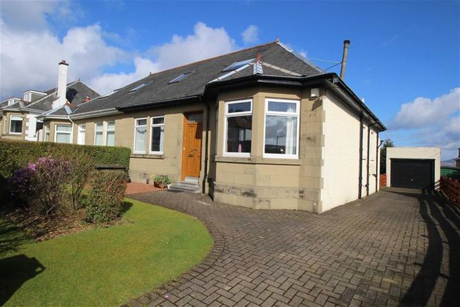 Thumbnail Semi-detached bungalow for sale in Newton Street, Greenock