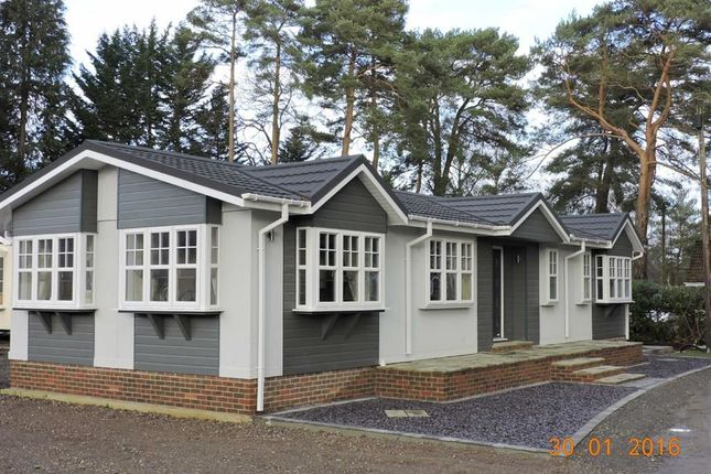 Thumbnail Bungalow for sale in 1 Mulberry Close, Ferndown, Dorset