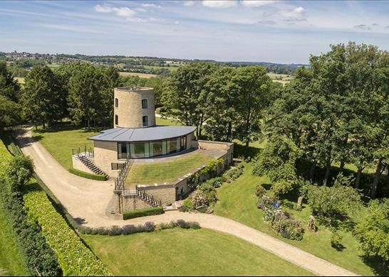 Thumbnail Detached house for sale in Near Oddington, Stow On The Wold, Cheltenham