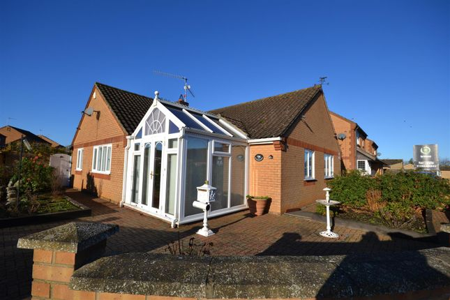 Thumbnail Detached bungalow for sale in Earl Close, Dersingham, King's Lynn