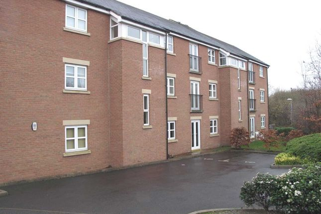 Thumbnail Flat to rent in Hawks Edge, West Moor, Newcastle Upon Tyne